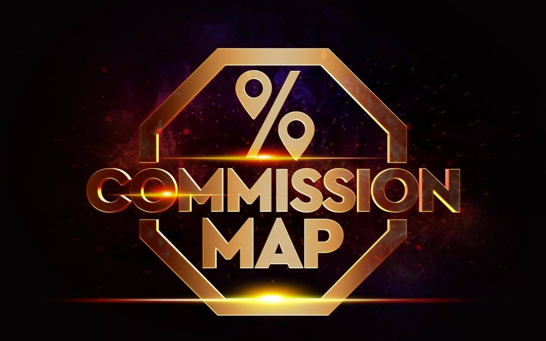 """A Commission Map To Activate """"Weird"""" Niches And Earn Multiple Commissions Every 24 Hours!"""