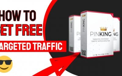 How to Get Free Targeted Traffic To Any Website On Complete Autopilot | Pinking