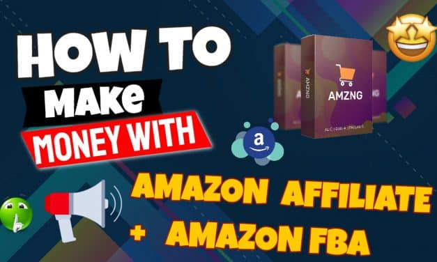 A-Z Step-By-Step Blueprint For Generating Quick N' Easy Profits On Amazon