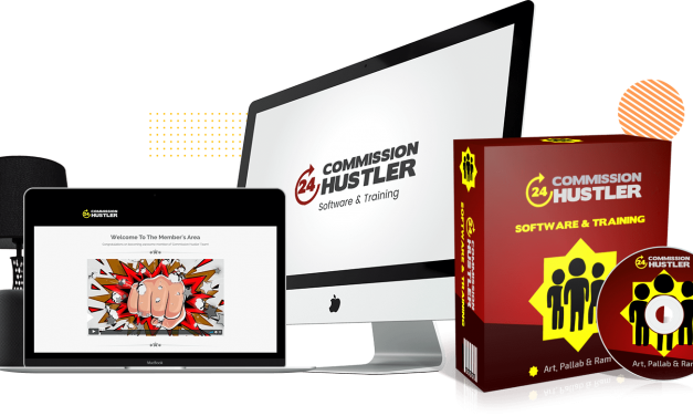24 Hours Commission Hustler | Case Study : A New Traffic Hack Which Can Generates $300/day and More…