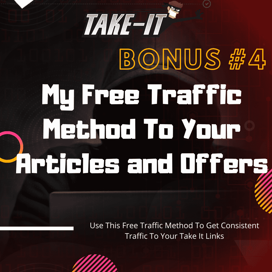 Take It Review | Clone any Page and Steal Viral Traffic For Your Own Offers 13