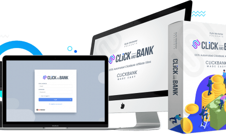 Click and Bank | One Click Clickbank Affiliate Sites That Rank