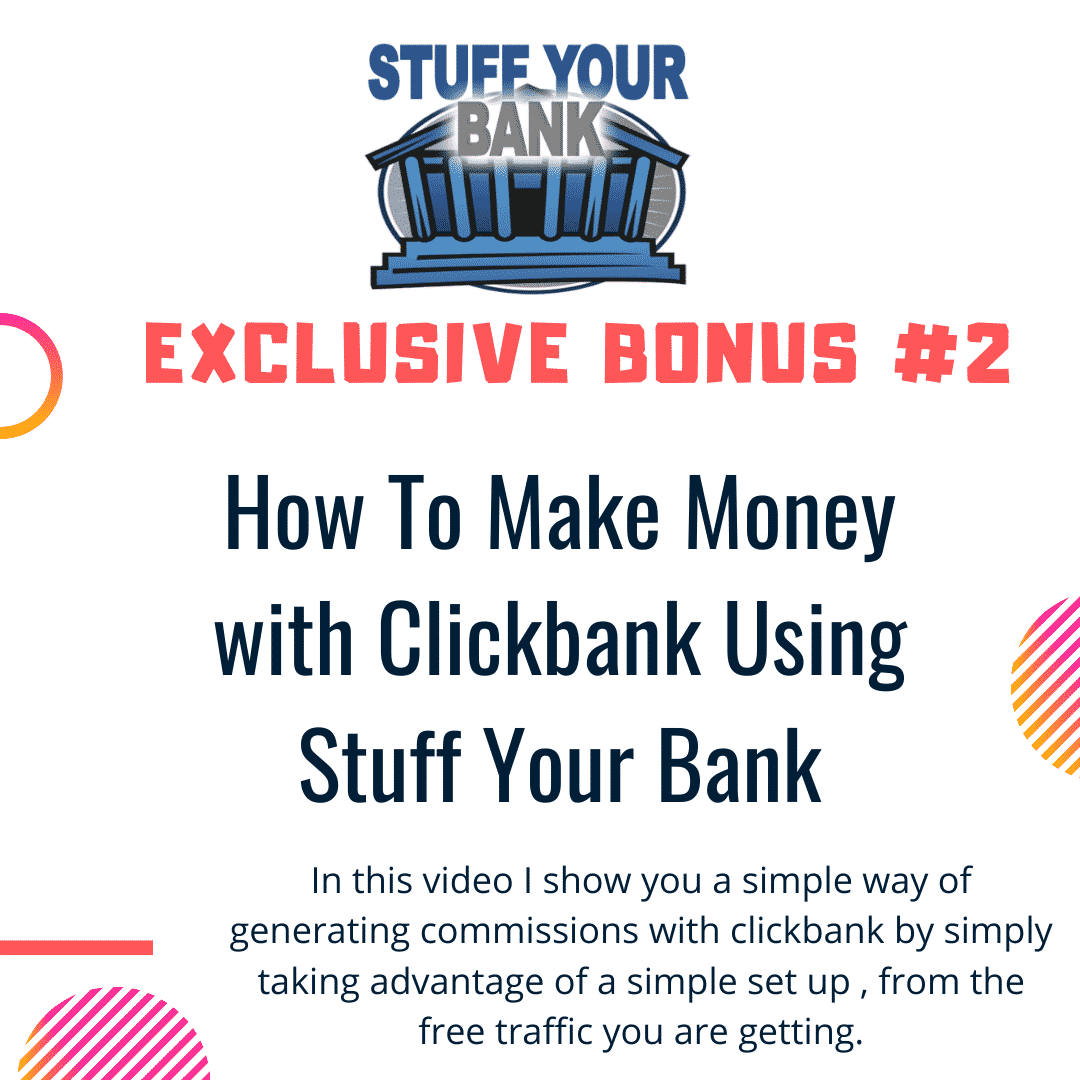 Stuff Your Bank | The world's first PRE-MONETIZED Domaining software 7