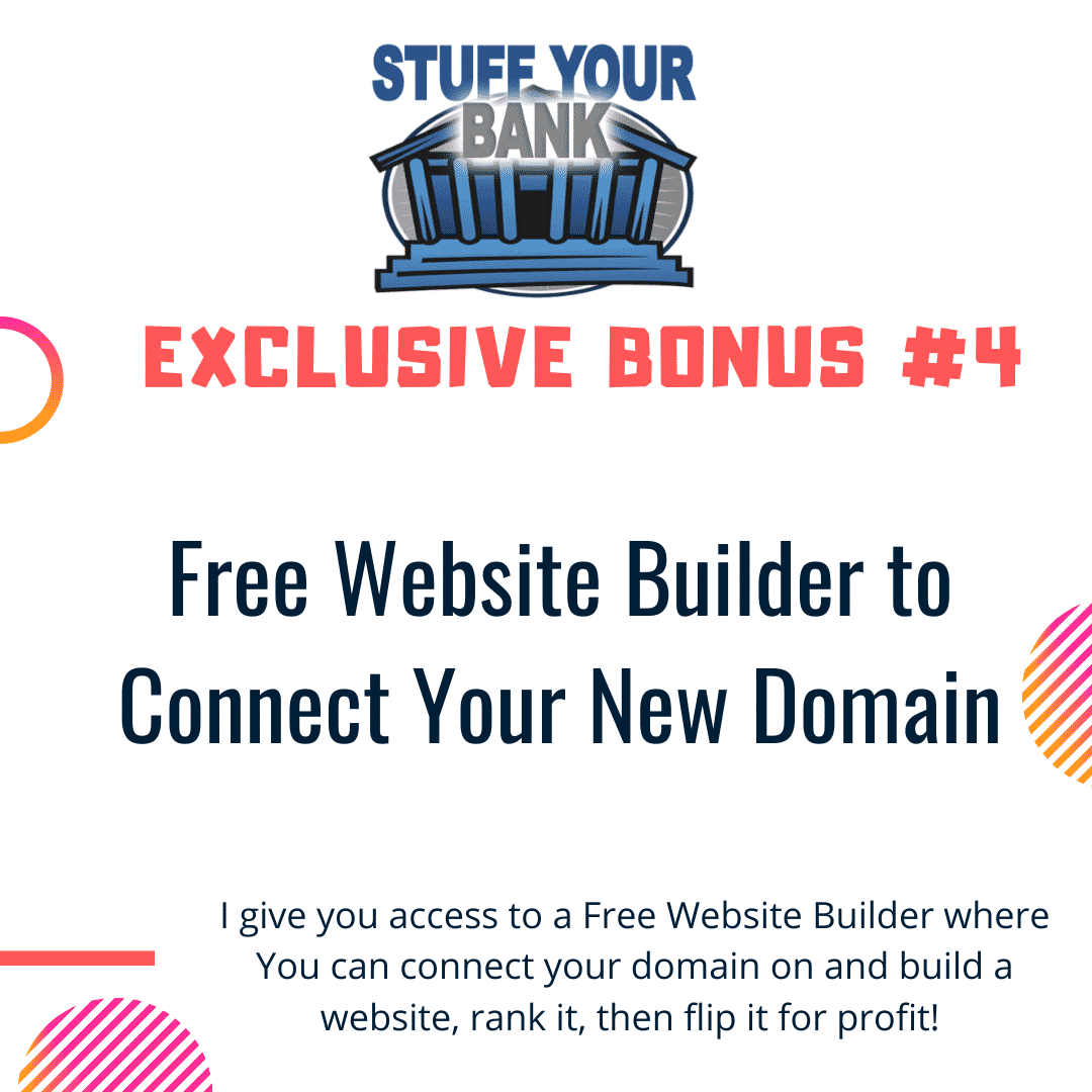 Stuff Your Bank | The world's first PRE-MONETIZED Domaining software 9