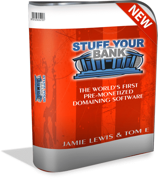 Stuff Your Bank | The world's first PRE-MONETIZED Domaining software 10