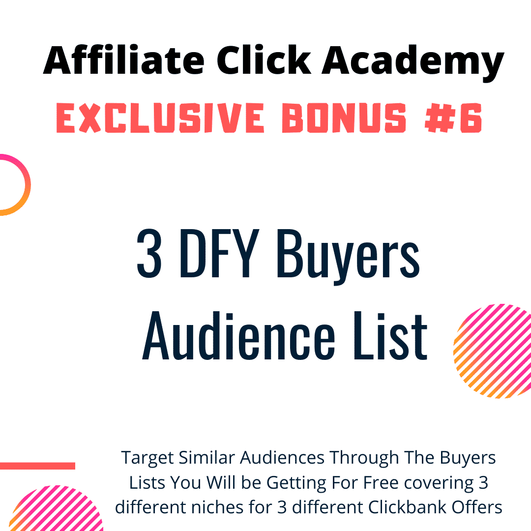 Want To Run Affiliate Campaigns on FB Without Getting Banned? Learn Everything In Affiliate Click Academy 11
