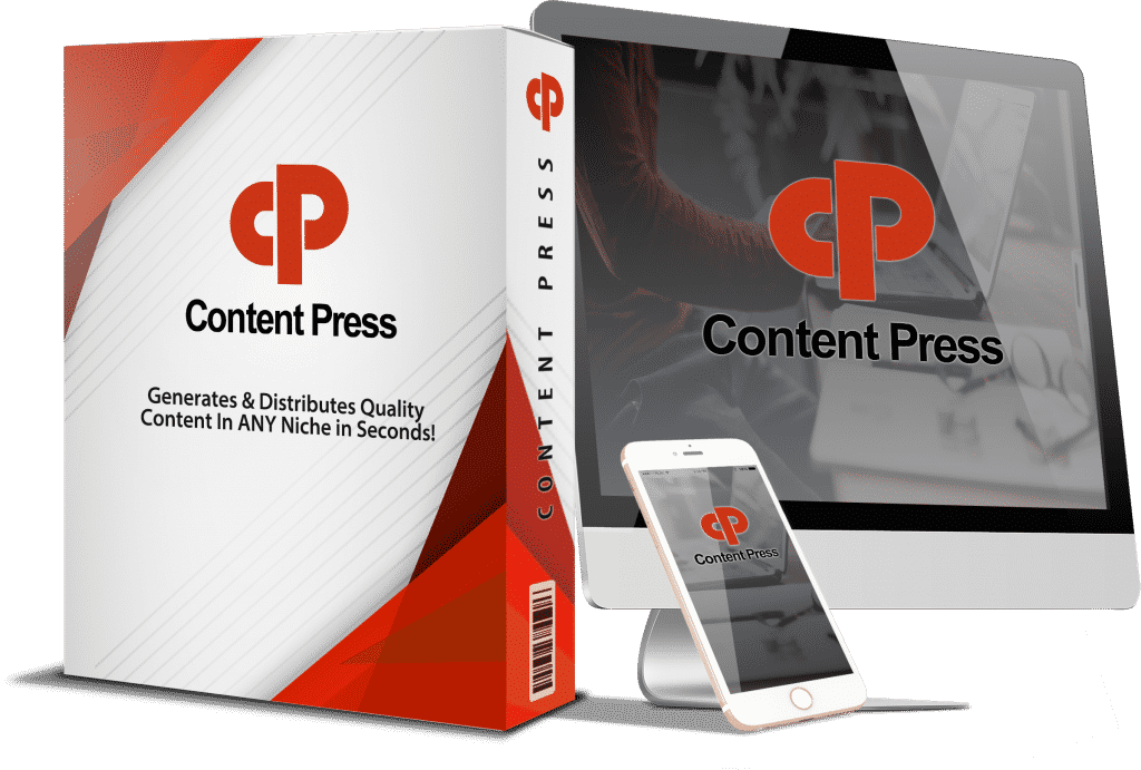 How To Generate and Distribute Quality Content In ANY niche in seconds using ContentPress 12