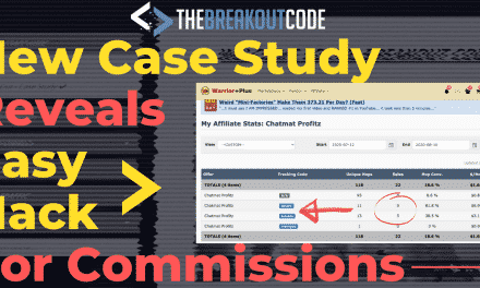 """New Case Study Reveals The Little-Known """"Breakout"""" Hack That's Making James $58K Monthly & How You Can Replicate It IN 20 MINUTES…"""