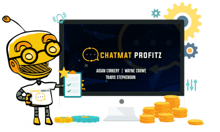 Chatmat Profitz | Easily drive traffic and grow a highly engaged and responsive messenger bot list for Free