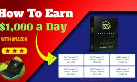 Limitless | How To Generate $1,000 A Day With Amazon