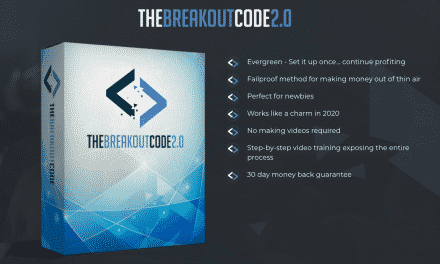 The BreakOut Code 2.0    365K In 9 Months with Affiliate Marketing