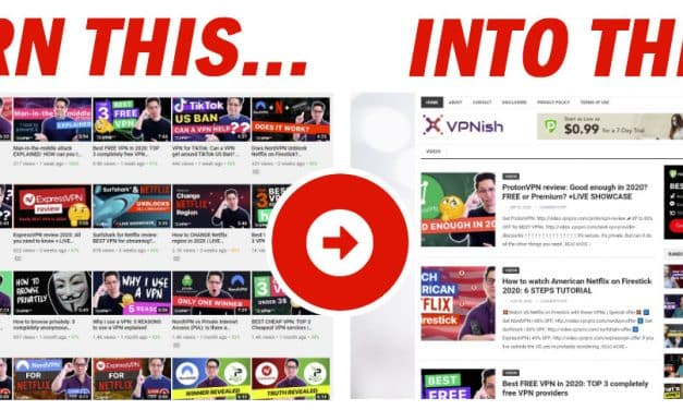 YT Evolution Review   Turn YouTube channels into a monetizable & automated WordPress website
